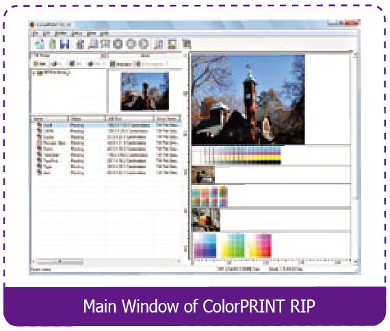 ColorRIP Rip Software